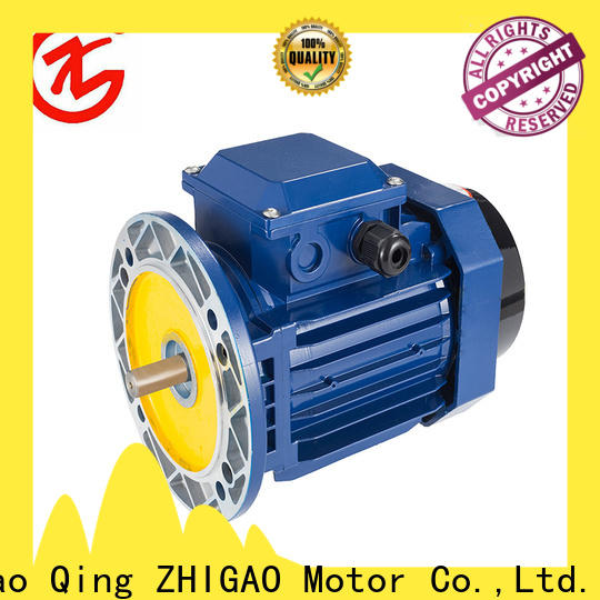 ZHIGAO Best single phase induction motor for sale factory for motorcycle