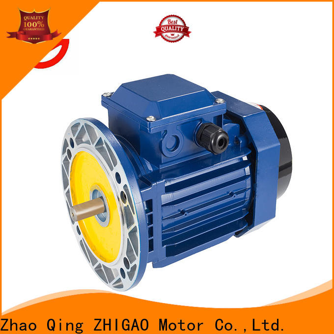 ZHIGAO phase small three phase motor manufacturers for