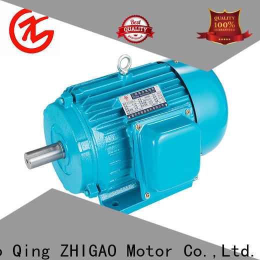 ZHIGAO High-quality 3 phase motor explained suppliers for