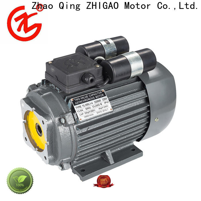 ZHIGAO asynchronous motor slip speed for business for air conditioner