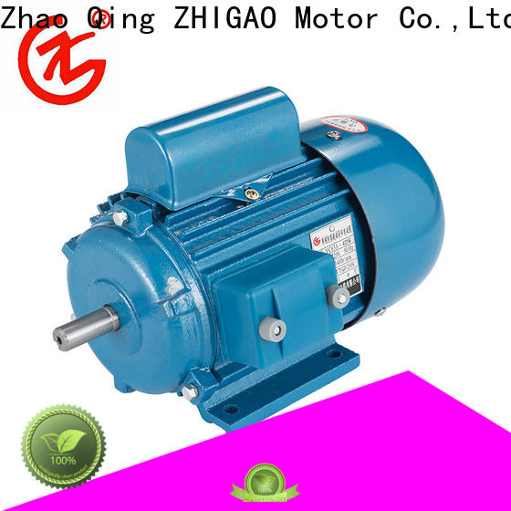 ZHIGAO yx3 non synchronous motor factory for food machine