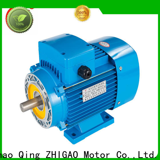 ZHIGAO Custom reversing single phase motor manufacturers for air conditioner