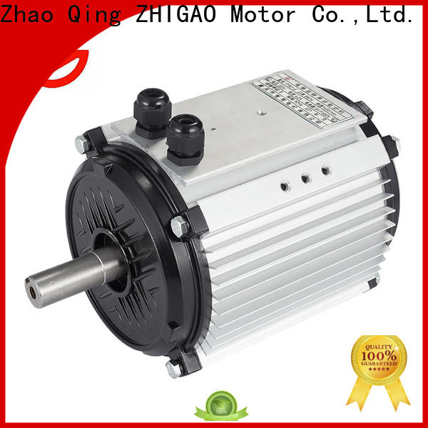 ZHIGAO motor single phase motor winding data suppliers for air conditioner