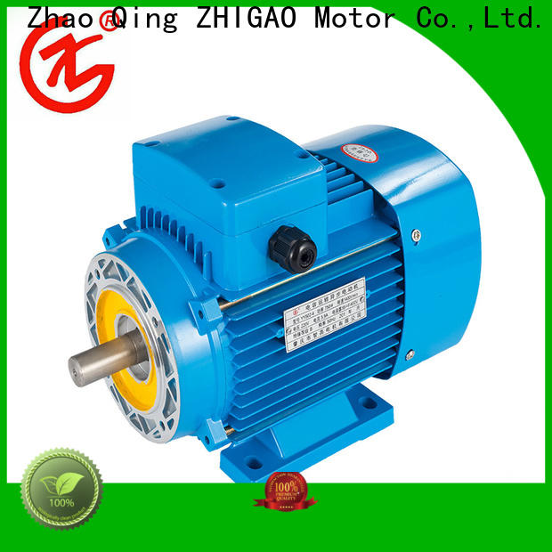 Latest three face induction motor saling factory for food machine