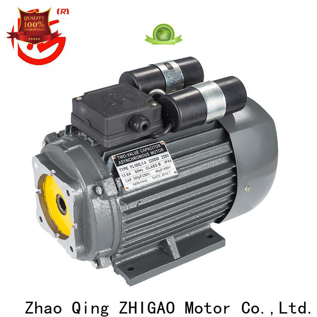 High-quality three face induction motor ac company for fan