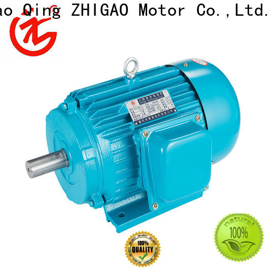 ZHIGAO motor understanding 3 phase motors suppliers for metal cutting machine