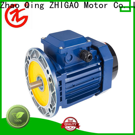 ZHIGAO y3 2 pole 3 phase motor for business for metal cutting machine
