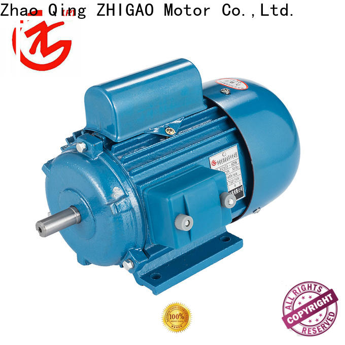 ZHIGAO Latest magnetic induction motor manufacturers for air conditioner