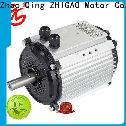 ZHIGAO Top the synchronous motor factory for metal cutting machine