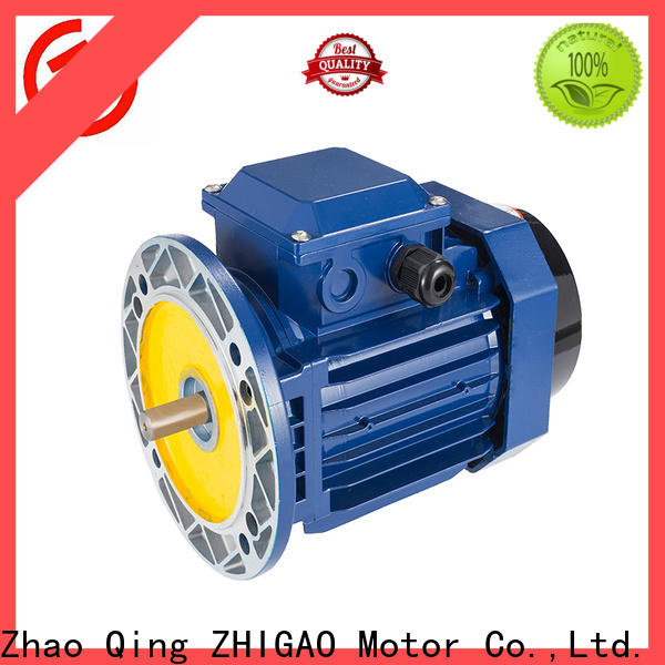 ZHIGAO asynchronous application of ac motor for business for fan