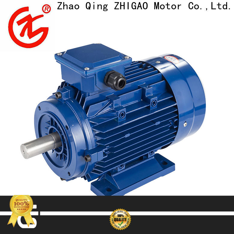 ZHIGAO y2 induction electric motor inventor factory for fan