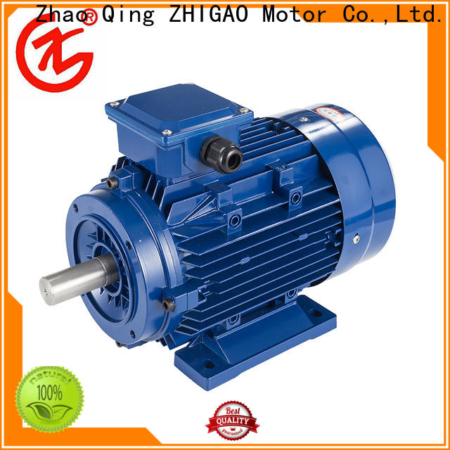 ZHIGAO High-quality small single phase motor supply for wood-working machine