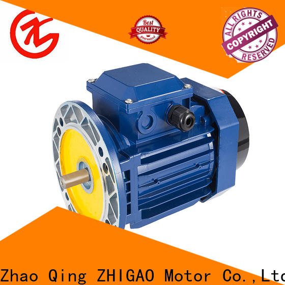 ZHIGAO y3 induction motor components company for wood-working machine