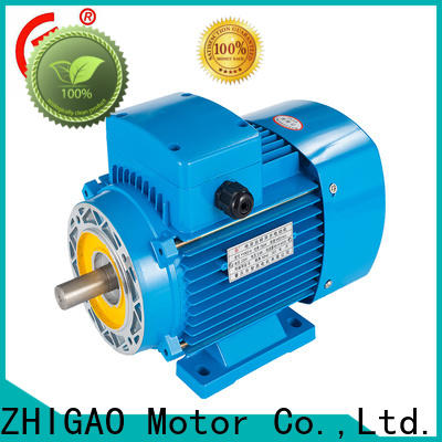 Top electric motor specifications induction factory for fan